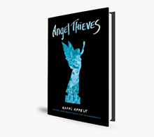 Angel Thieves Book Cover - Uploaded by Caren Creech