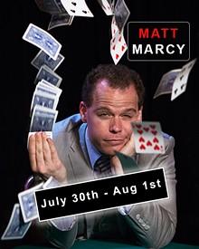 Matt Marcy - Comedy Magic - Uploaded by envoute