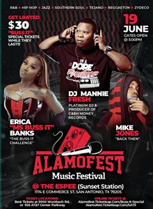 ALAMOFEST Music Festival - Uploaded by Every Person Count Inc.