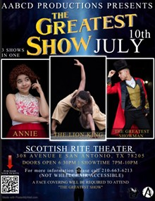 The Greatest Show - Uploaded by aabcddanceproductions