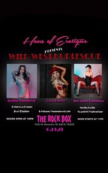 Wild West Burlesque - Uploaded by Haus