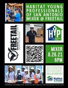 Habitat Young Professionals of San Antonio Mixer - Uploaded by HFHSA