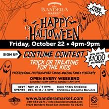 Bandera market Halloween Event - Uploaded by Gilda Mitat