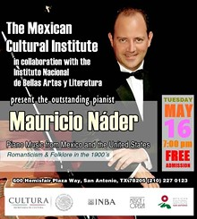 THE MEXICAN CULTURAL INSTITUTE