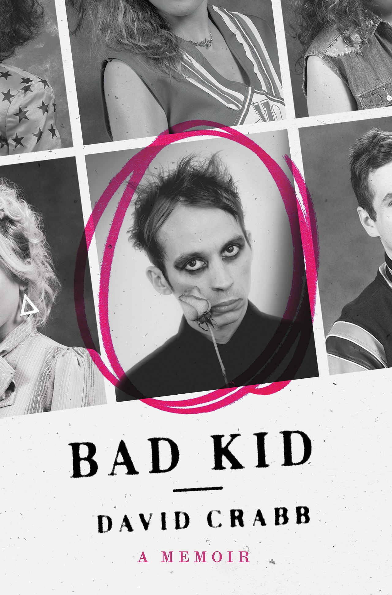 'Bad Kid' de David Crabb