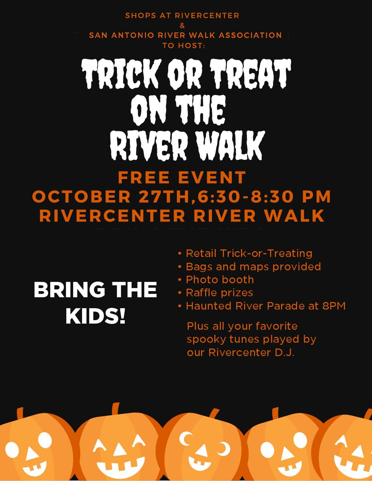 Mall Trick-or-Treating! - facebook.com