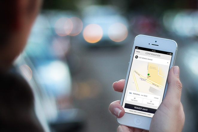 Uber has notified drivers of its intentions to leave San Antonio, should the amended transportation regulations go into effect March 1. - COURTESY UBER