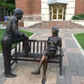 UIW Statue Gets National Attention Thanks To Feminism And Twitter