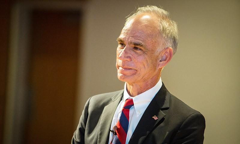 University of Houston energy economist and head of independent energy company Hillhouse Resources, Ed Hirs - COURTESY