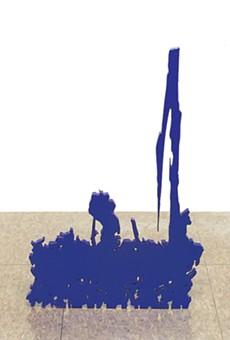 Untitled (BLUE), 1998