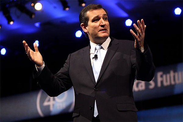U.S. Sen Ted Cruz (R-TX) - CREATIVE COMMONS