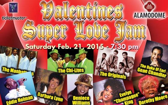 Valentines Super Love Jam - COURTESY