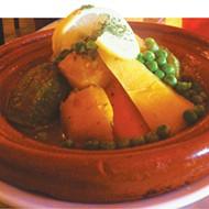 Vegetable tagine rom Moroccan Bites, $10.99