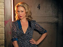 "Vera Farmiga as ""Mother"" in Bates Motel."