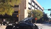 VIDEO: Batmobile Spotted Driving Through Downtown San Antonio + Watch Batman '66 Episode One
