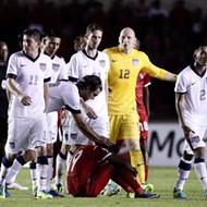 Video: How Team USA Saved Mexico's Ass