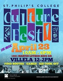 VILLELA - St. Philip's Culture Fest 2015