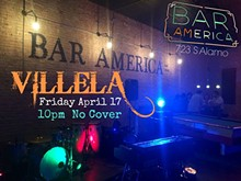 EDWARD MENDOZA - VILLELA's Official After Fiesta Party @ Bar America Friday April 10
