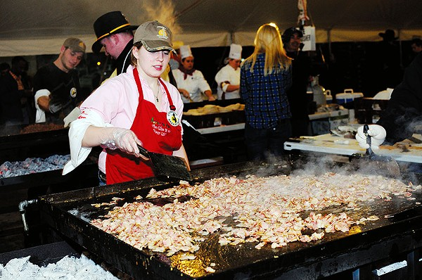 Want unique? Share tacos with 50,000 neighbors at 4 a.m. - FILE PHOTO