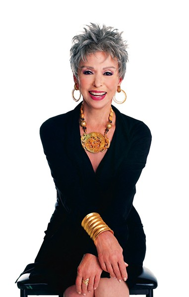 Way too hot to be 80: EGOT winner Rita Moreno - COURTESY PHOTO