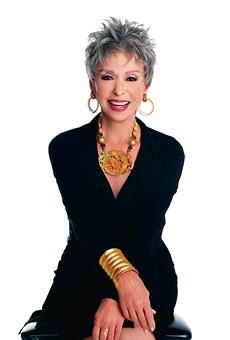Way too hot to be 80: EGOT winner Rita Moreno