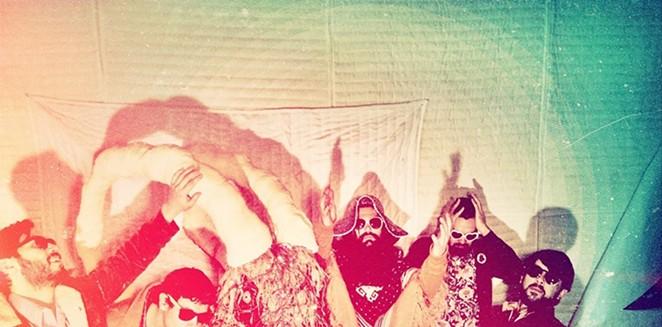 SA pop quintet We Leave at Midnight - VIA FACEBOOK