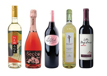 Value Vino: 'Girly wines' aren't so pretty in pink