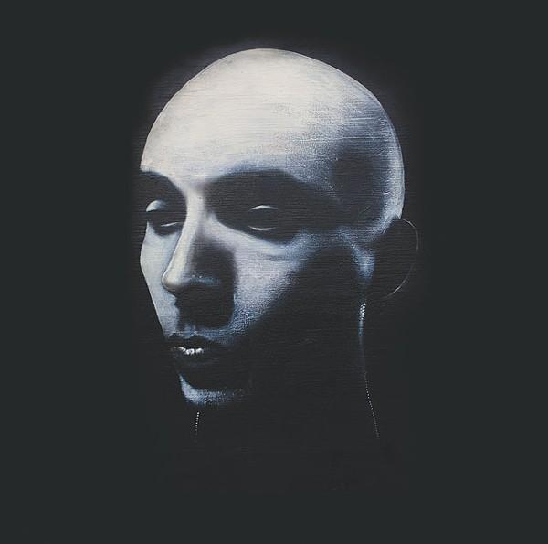Welcome to Dreamland producer Bryan Hamilton, as seen on his album artwork. - COURTESY PHOTO