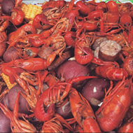 What I Ate: Crawfish Season Is Here!