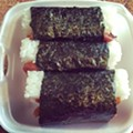 What I Ate: Spam musubi at L&L Hawaiian Grill and Spurs viewing at Tycoon Flats