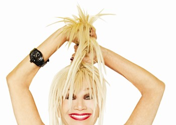 What is Betsey Johnson Doing Here?