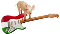 When pigs flu