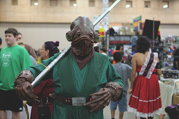 Who knew? San Antonio is quickly becoming home to one of the largest comic book conventions in the country. - FILE PHOTO