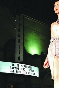 Who needs NYC? Catch a glam fashion show right here in SA.