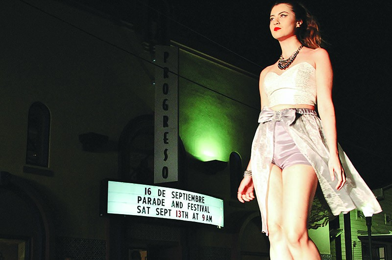 Who needs NYC? Catch a glam fashion show right here in SA. - FILE PHOTO
