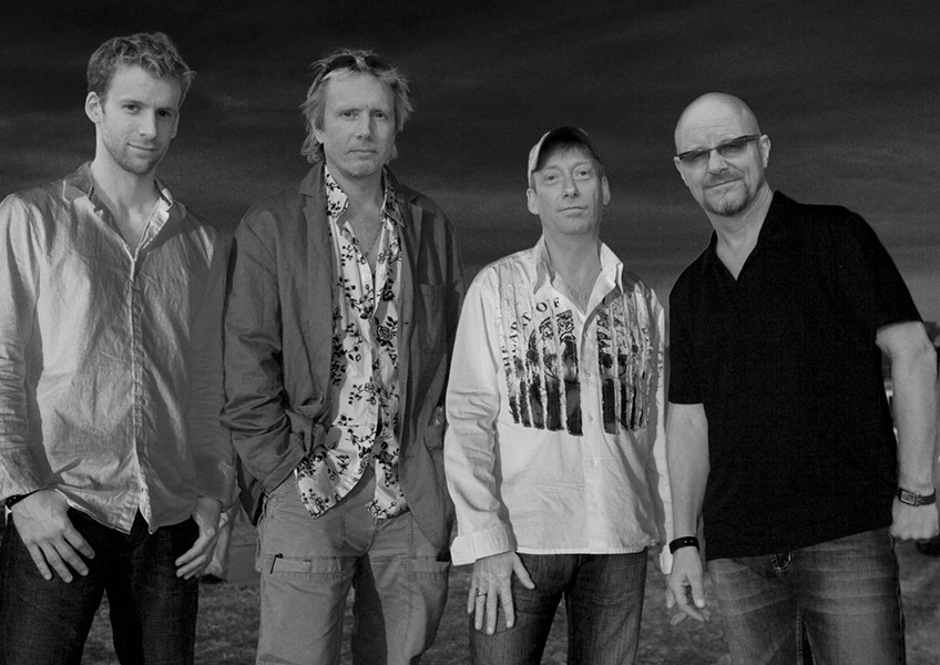 Wishbone Ash - COURTESY