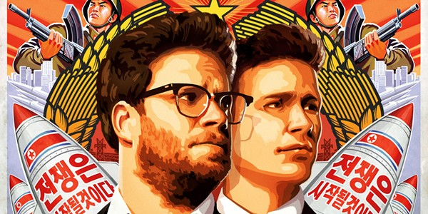 With all the free PR The Interview received, the movie doesn't need any award nominations. - COURTESY