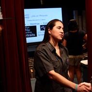 Woman fighting for exoneration speaks at film screening