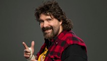 Wrestling Legend Mick Foley Lays Smackdown On Comedy
