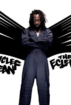Wyclef Jean's 2000 album The Ecleftic: 2 Sides II a Book