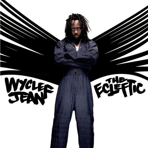 Wyclef Jean's 2000 album The Ecleftic: 2 Sides II a Book - COURTESY