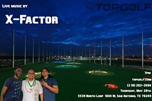 HELLY EVAN HEX - X-FACTOR - Top Golf Thursday May 28, 2015