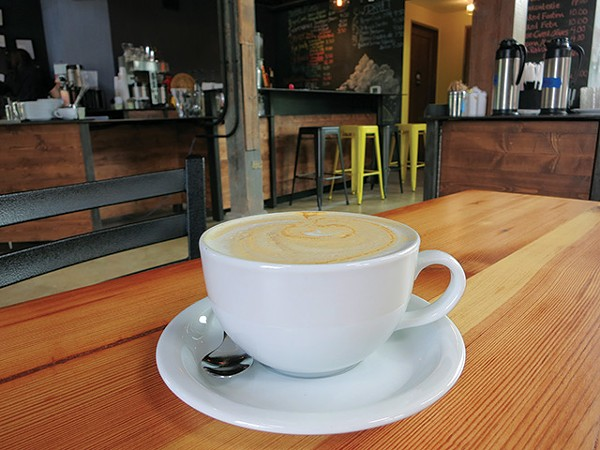 You'll find more than java at Rosella Coffee Co. - MIRIAM SITZ