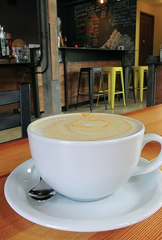 You'll find more than java at Rosella Coffee Co.