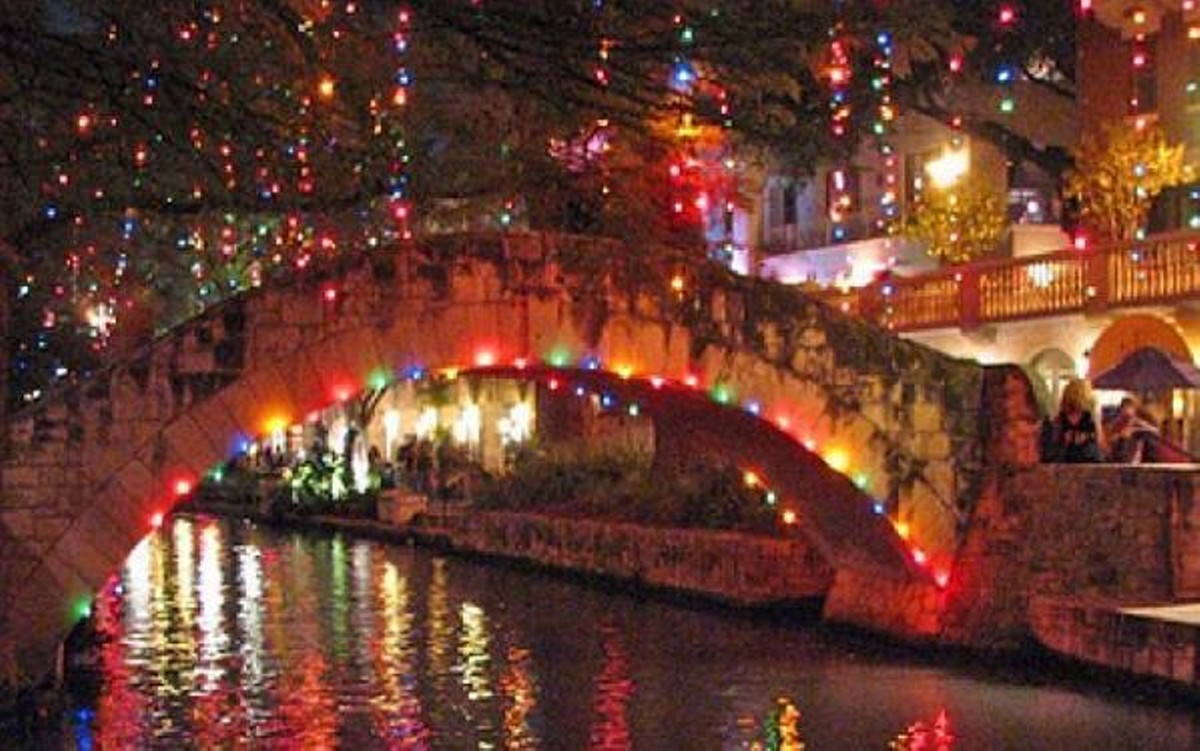 what makes a christmas story in san antonio its not just the riverwalk lights for christmas in san antonio spurs tickets mi tierra familia