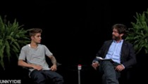 Zach Galifianakis' 'Between Two Ferns' With Justin Bieber Is A Thing of Beauty