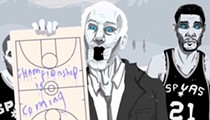 Zombie Spurs: Bleacher Report's 'Game of Thrones,' NBA Edition