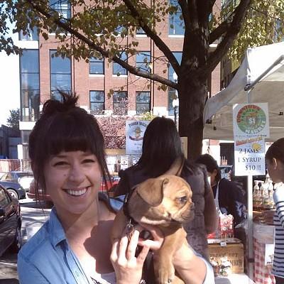 10.19.13 Downtown Farmers Market