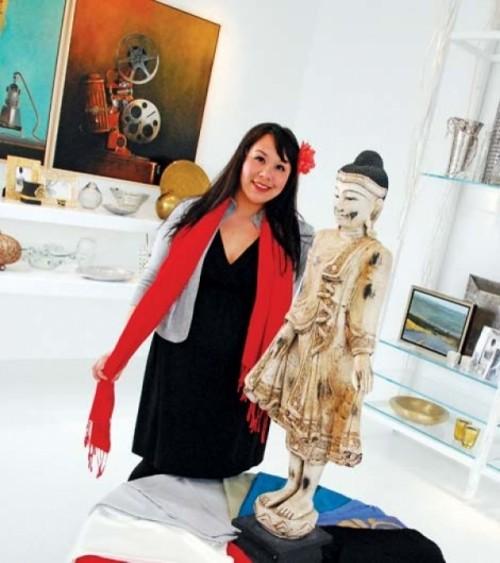 15th Street Gallery - NIKI CHAN WYLIE
