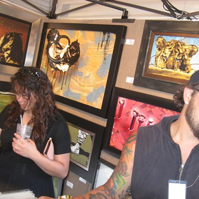 2010 Utah Arts Fest - Day 1: 6/24/10